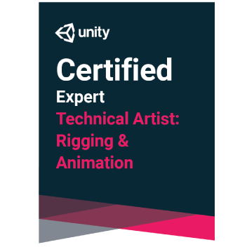 I Am Now a Certified Unity Expert